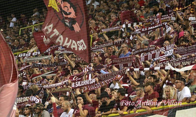 Salernitana – Chievo Verona, in vendita i biglietti per assistere al match