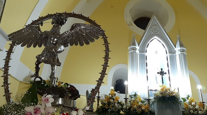Calvanico: si festeggia il patrono San Michele Arcangelo a 1567 metri di altitudine