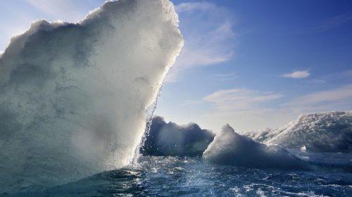 Artico, a settembre ghiacci scesi sotto 4 mln di km quadrati