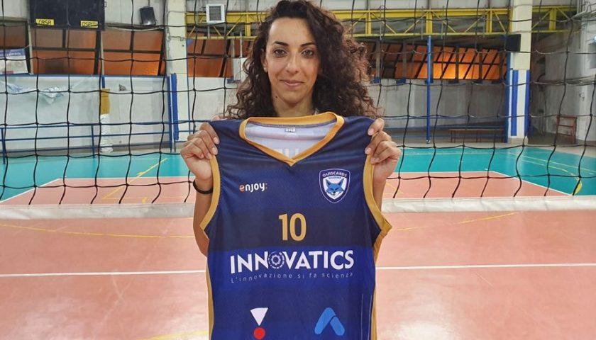 Polisportiva Salerno Guiscards, il team volley piazza il colpaccio Annamaria De Iuliis