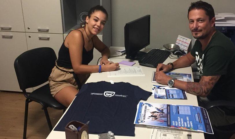 Polisportiva Salerno Guiscards, Benedetta Morea è il primo colpo di mercato del team volley