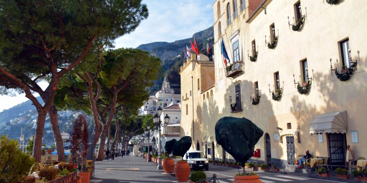 Amalfi: agevolazioni sulla tassa dei rifiuti per i meno abbienti