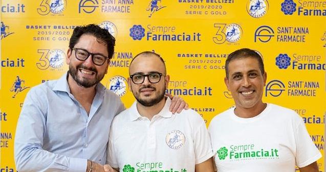 Umberto De Francesco è il nuovo assistant coach di Bellizzi