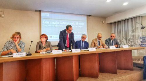 Confindustra Salerno: presentata Garanzia Campania Bond