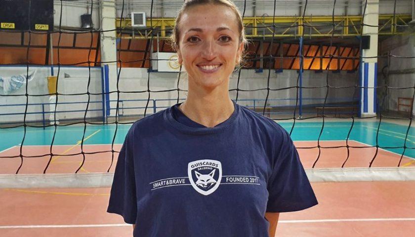 Saledil Guiscards: Eleonora Troncone una specialista in promozioni per il team volley