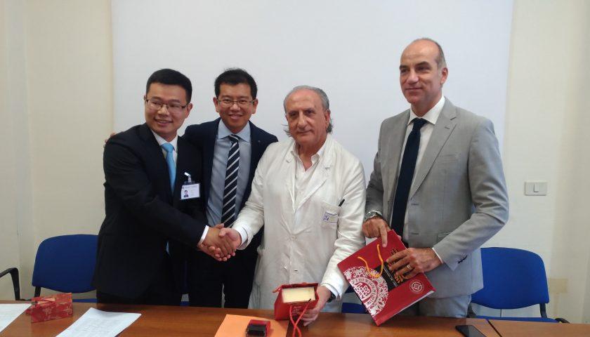 """Al via al Ruggi il progetto """"Cross Sciences mediCINA"""""""