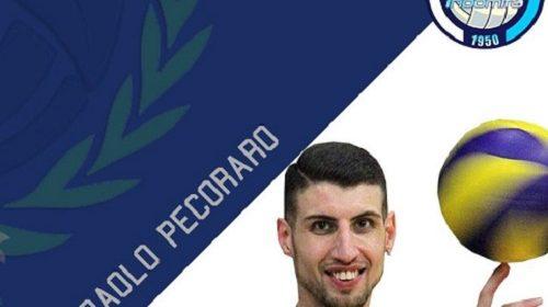 Indomita Salerno, arriva il centrale salernitano Paolo Pecoraro