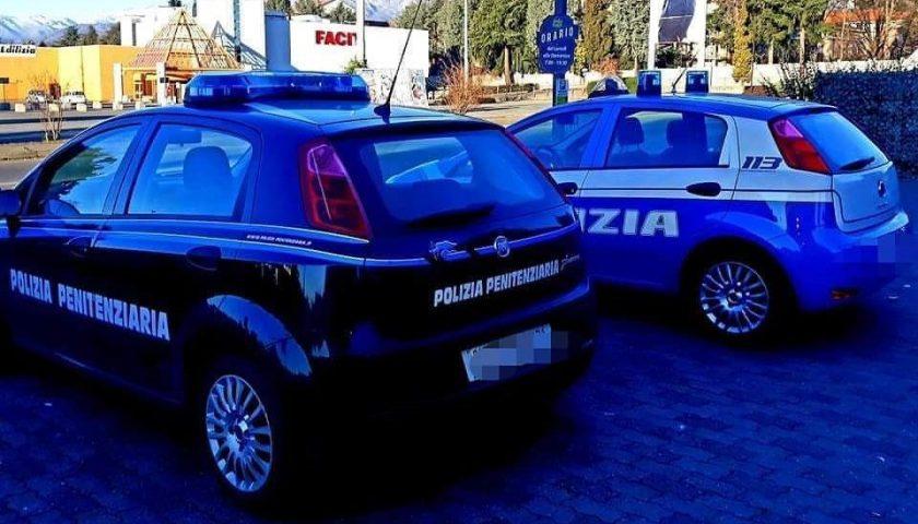 Operazione in corso Polizia di Stato – Polizia Penitenziaria: in esecuzione 13 ordini di custodia cautelare a Salerno e provincia