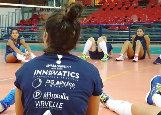 Polisportiva Salerno Guiscards, il campionato del team volley inizierà con la trasferta a Baiano