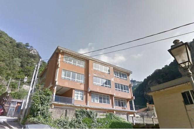Cofinanziata per 320mila euro la progettazione per la messa in sicurezza della scuola di via Casamare ad Amalfi