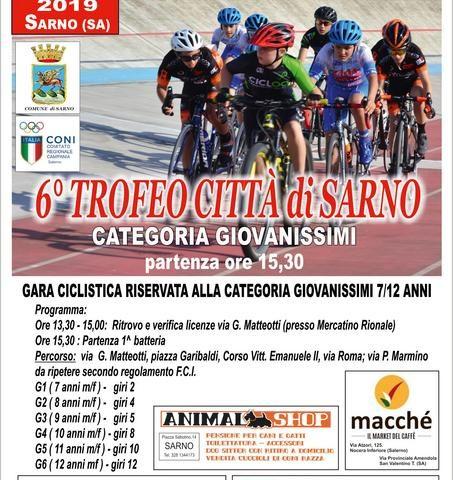 Gioventù in sella il 15 settembre al Trofeo Città di Sarno