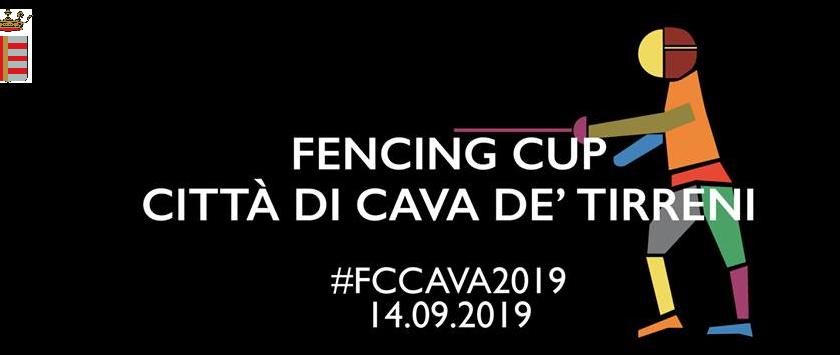 """Sabato in piazza Abbro a Cava de' Tirreni la prima edizione della """"Fencing Cup"""""""