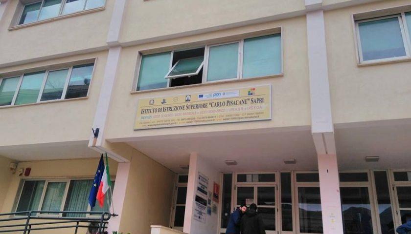 Liceo Pisacane di Sapri inserito nel Piano Triennale Edilizia Scolastica regionale ai fini del finanziamento del Ministero