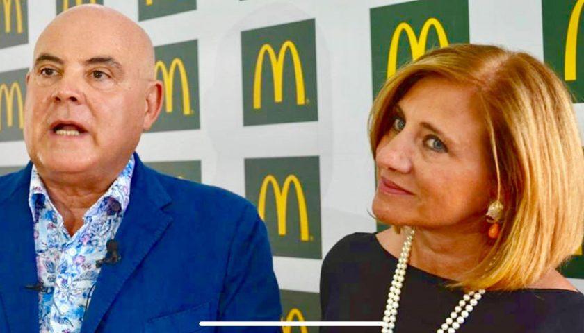 """Premio """"Ambasciatori del Corbarino"""", Tra gli ambasciatori anche Luigi SnichelOtto e Laura Patrizia Cagnazzo, Mcdonald's Salerno e Potenza"""