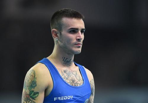 Mondiali 2019, tra i convocati c'è Nicola Bartolini di Ginnastica Salerno