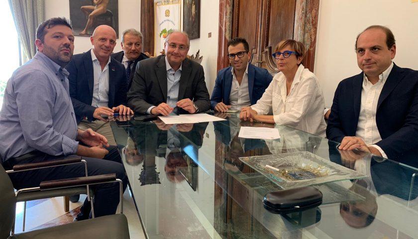 """STIR Battipaglia: a Palazzo S. Agostino la riunione per approvazione criterio localizzativo """"Fattore di Pressione"""""""