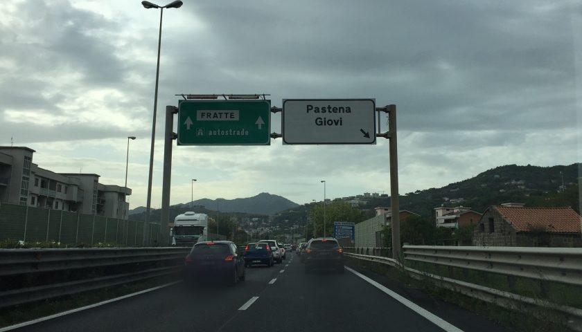 Tangenziale di Salerno: la pulizia dei margini stradali è attiva