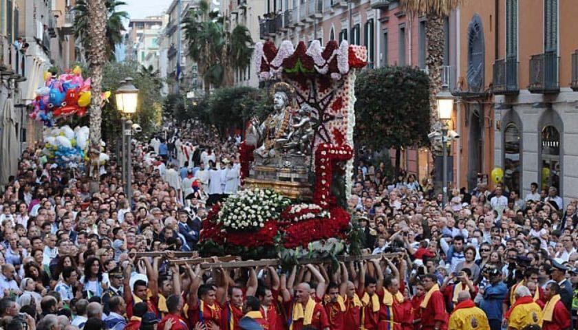 Festa di San Matteo: questi i dispositivi di traffico a Salerno per sabato 21 settembre