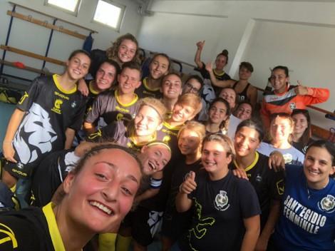 Sant'Egidio Femminile, esordio positivo in Coppa Italia