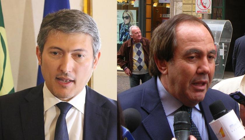 Politica, grandi manovre: Tommaso Pellegrino va con Renzi, Salvatore Gagliano con Toti
