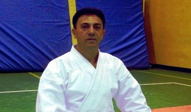 Lutto a Cava de' Tirreni, addio al maestro di Karate Francesco Trezza