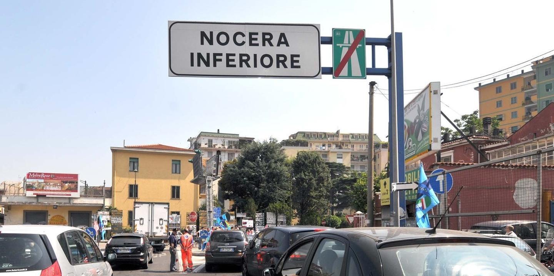 Piscine A Nocera Inferiore autostrada a3: stanotte chiusa la barriera di nocera