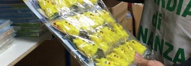 Pagani: vendeva giocattoli contraffatti, finisce a processo