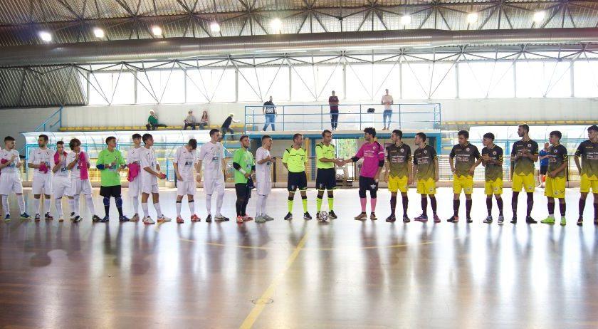 Alma Salerno U19 fa un sol boccone del Futsal Parete, stasera c'è la Coppa Italia