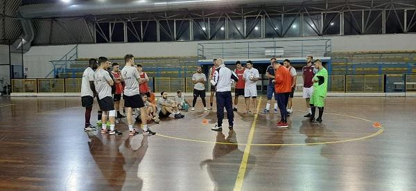 Alma Salerno, è l'ora del campionato: Real Team Matera al Pala Tulimieri