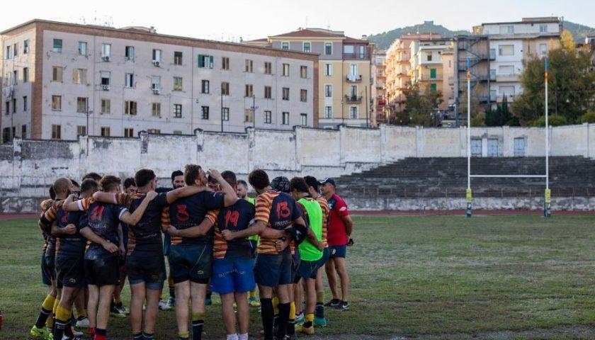 Arechi Rugby, risultato storico a Campobasso