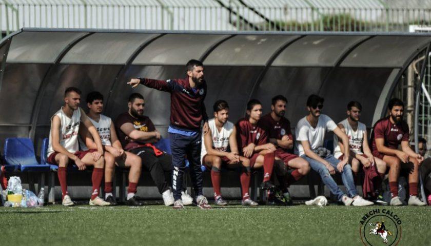 L'Arechi Calcio pronta a disputare il campionato di Terza Categoria