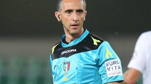 Salernitana – Crotone, arbitra Gianluca Aureliano di Bologna