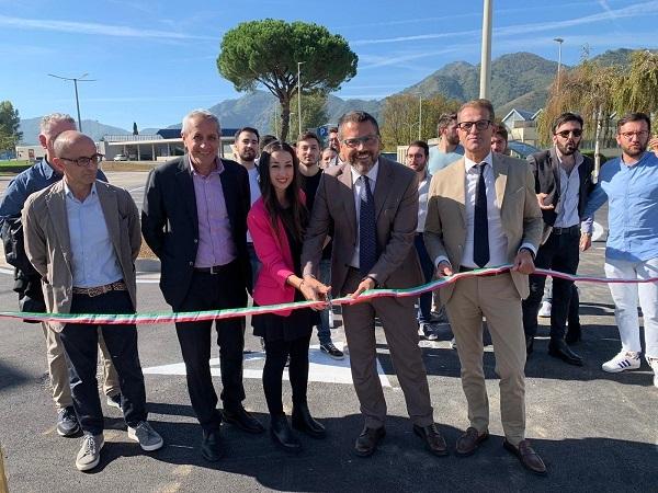 Costruendo UNISA, campus di Baronissi: Presentate le nuove aree pedonali e di parcheggio con la rinnovata viabilità