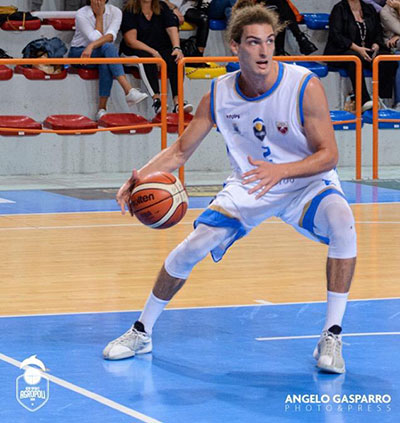 Quarta vittoria consecutiva per la New Basket Agropoli