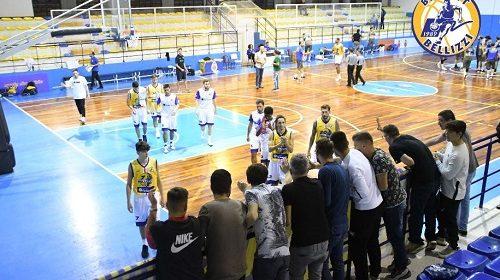 Primo acuto della stagione: Il Basket Bellizzi batte Venafro
