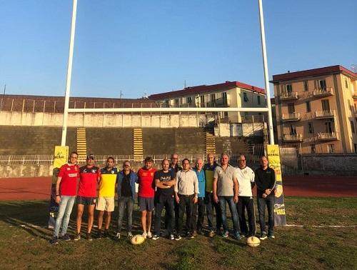 L'Arechi Rugby ha una nuova casa: il Vestuti è ufficialmente un campo da rugby