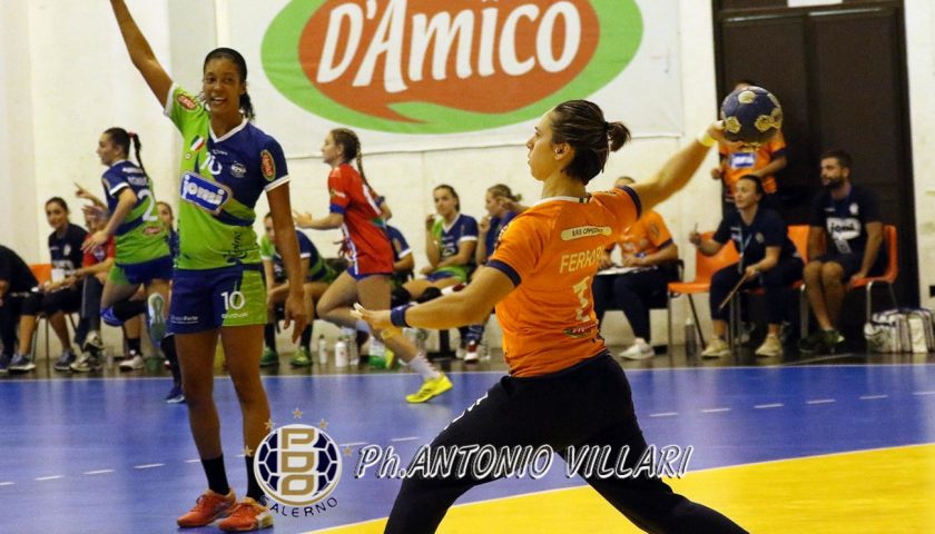 "Jomi Salerno, Elisa Ferrari: ""A Casalgrande per proseguire la striscia positiva"""