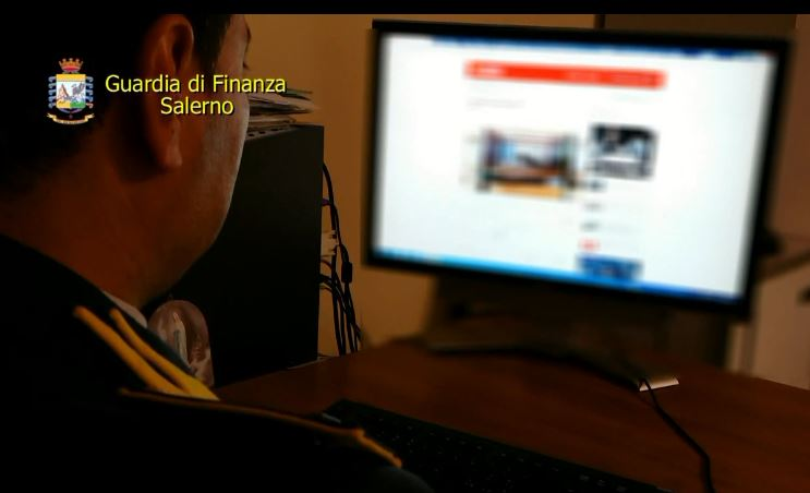 Lotta all'evasione, la GDF di Salerno sequestra beni per oltre 300 mila euro