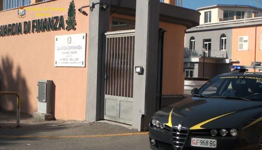 Truffa, sequestrato un negozio di elettrodomestici nel centro di Salerno