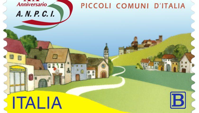 Poste Italiane, emesso francobollo celebrativo dell'Associazione Nazionale Piccoli Comuni