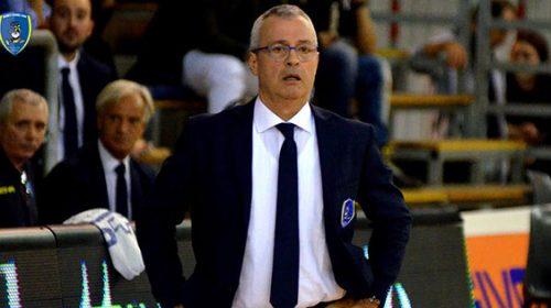 Giovanni Perdichizzi è il nuovo allenatore della Givova Scafati