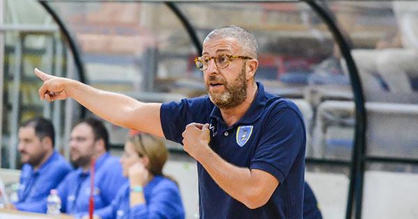 Basket – Serie A2 maschile: Givova Scafati, esonerato il tecnico Giulio Griccioli