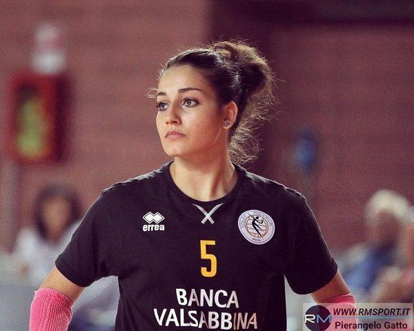 La P2P Smilers ingaggia il libero Maria Chiara Norgini