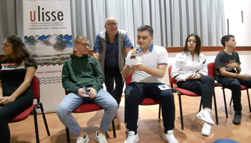 """Cava de' Tirreni, a """"Il viaggio delle Idee"""" si è parlato di giovani e benessere"""