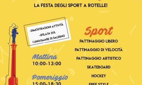 """Polisportiva Salerno Guiscards, domani in Comune si presenta la 1^ edizione del """"Campania Roller Day"""""""