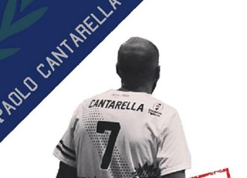 """Indomita, in regia confermato Cantarella: """"Felice di proseguire il mio cammino in biancoblu"""""""