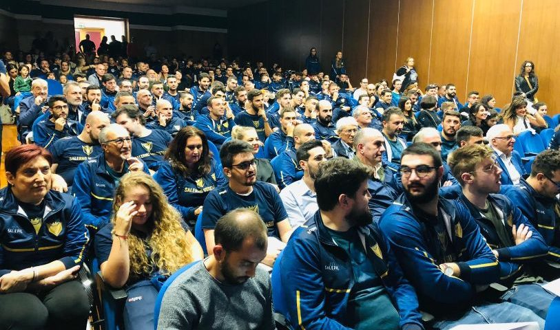 Salerno Guiscards, presentate le attività della Polisportiva per la stagione 2019/20
