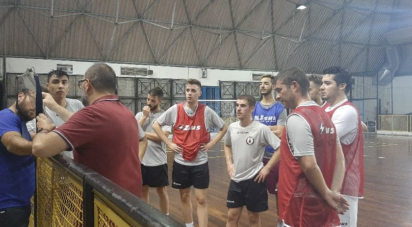 Alma Salerno ospite del Leoni Futsal Acerra