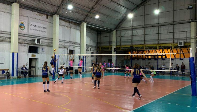 Saledil Guiscards, il team volley si aggiudica il derby cittadino con il Cs Pastena