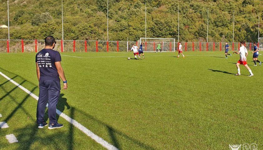 Salerno Guiscards, il team calcio supera di misura il Montecorvino Pugliano